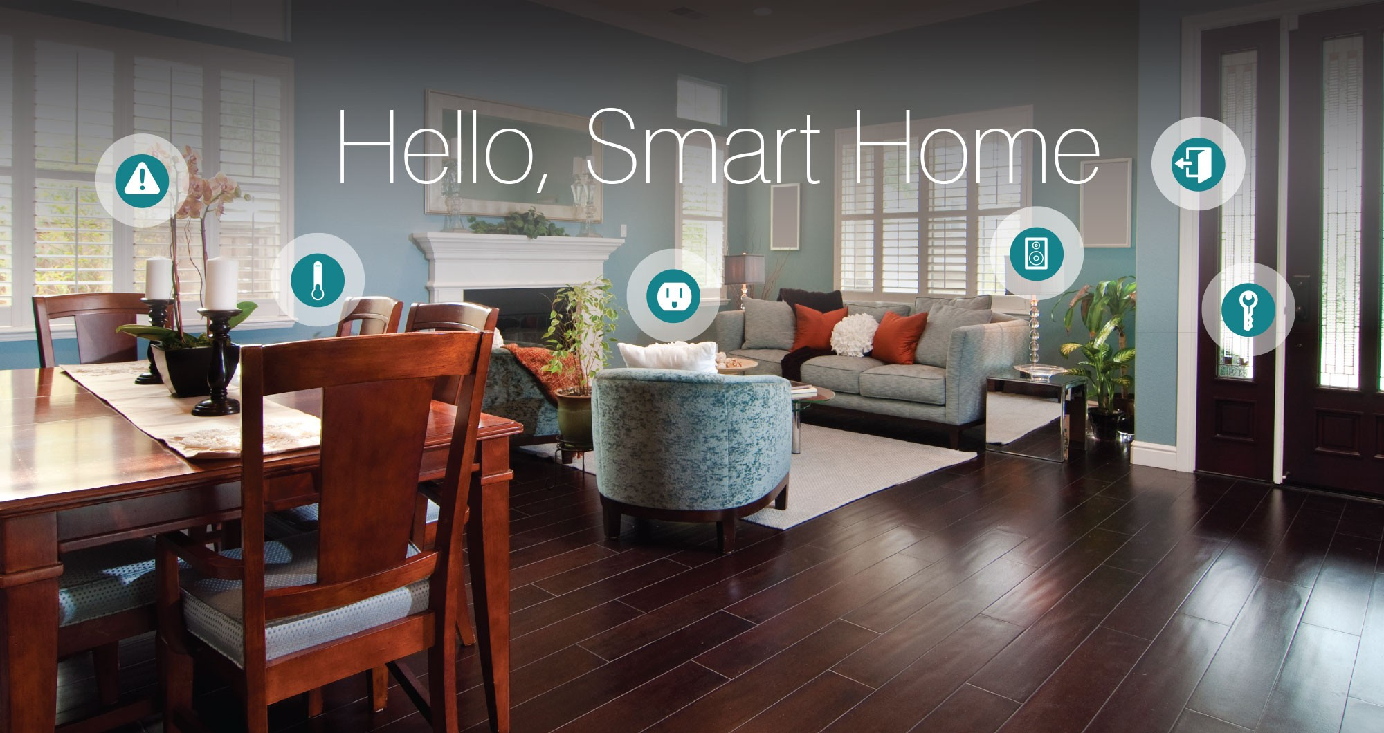 Awesome Whatu0027s Trending; Smart Homes